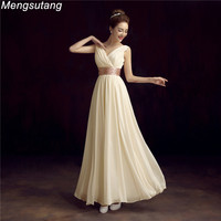 Evening Dress The Bride Wedding 2015 Fashion Wedding Dress Evening Dress Banquet Double Shoulder Bridesmaid Long
