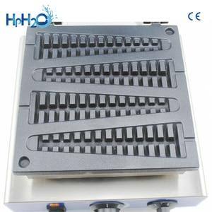 Image 4 - Commercial CEไฟฟ้า 110V 220V Pcs Lolly Stickเครื่องทำวาฟเฟิลวาฟเฟิลStick Bakerวาฟเฟิลเค้กเตาอบ