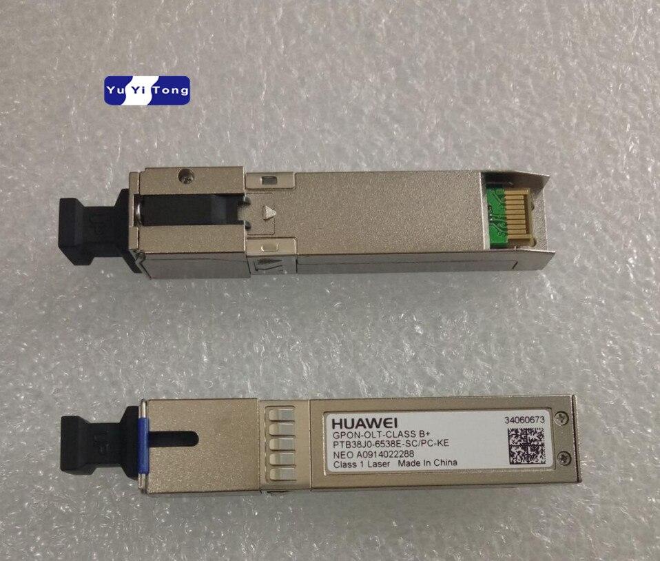 Analytical Brand New Original Hua Wei Gpon Olt Class B Single Sc Port-for Ma5680t Gpbd Gpfd Gpbh Relieving Rheumatism Sfp Modules