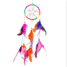 2 color dream catchers dromenvanger catcher decoration Dream Catcher attrape reves manualidades