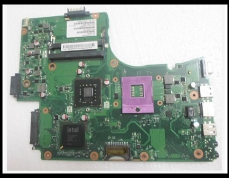 C665 C650 HM65 V000225140 connect with printer motherboard full test lap   connect board rtm876 665