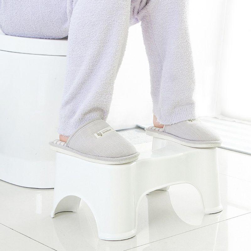 39x22.5x17 cm U-Vormige Kraken Wc Kruk Antislip Pad Badkamer Helper Assistent Footseat verlicht Constipatie Stapels nieuwe