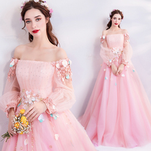 7bd65fe683 Buy medieval pink ball gowns and get free shipping on AliExpress.com