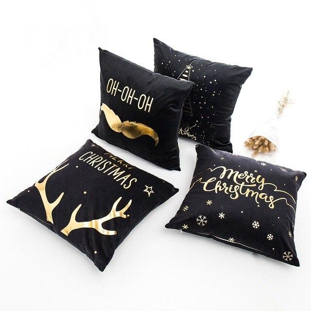 Frigg Di Natale Coperture per Cuscini Complementi Arredo Casa Buon Natale Fodere