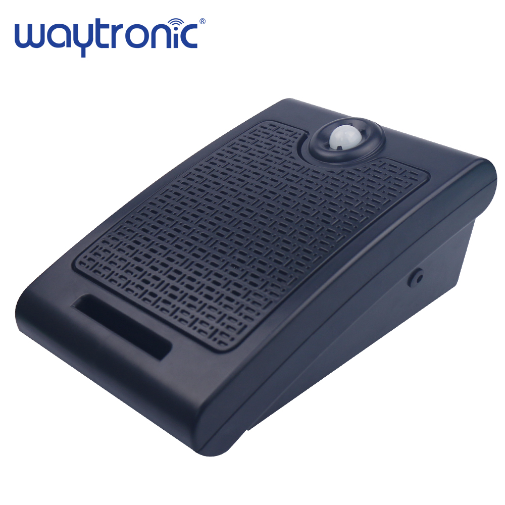 Powerful PIR Motion Sensor Speaker