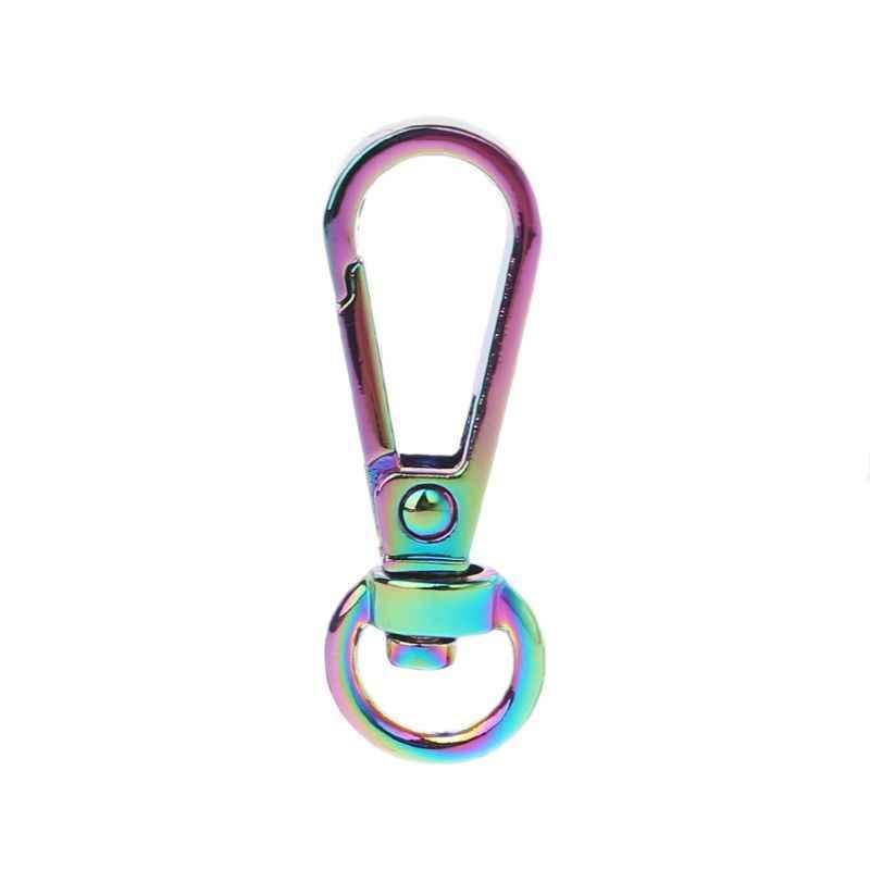 Модная новинка, 1 шт., мини-сумка, застежка-молния вращающийся карабин, защелкивающийся крючок, замена для рукоделия, плечевой ремень, аксессуары