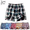 5pcs/Lot Underwear Men Brand High Quality Boxers Cotton Calzoncillos Hombre Cueca Boxer Men Boxer Shorts Male Trunks