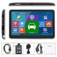 5 inch 8GB HD Screen Car Truck GPS Navigation Navigator SAT NAV US Map NEW
