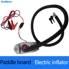 Surfboard Paddle Board accessories Electric inflator inflatable SUP paddle accessories tyre pump
