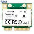 Беспроводной-AC двухдиапазонный для Qualcomm Atheros QCA9377 AW-CM251HMB Mini PCI-E Wifi карта 433 Мбит/с BT4.1 802.11ac лучше для Intel 3160