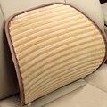 2015 silla de oficina soporte del asiento cubierta de asiento de coche sofá cojín fresco masaje asiento para volver apoya Lumbar del apoyo trasero de almohada cojín