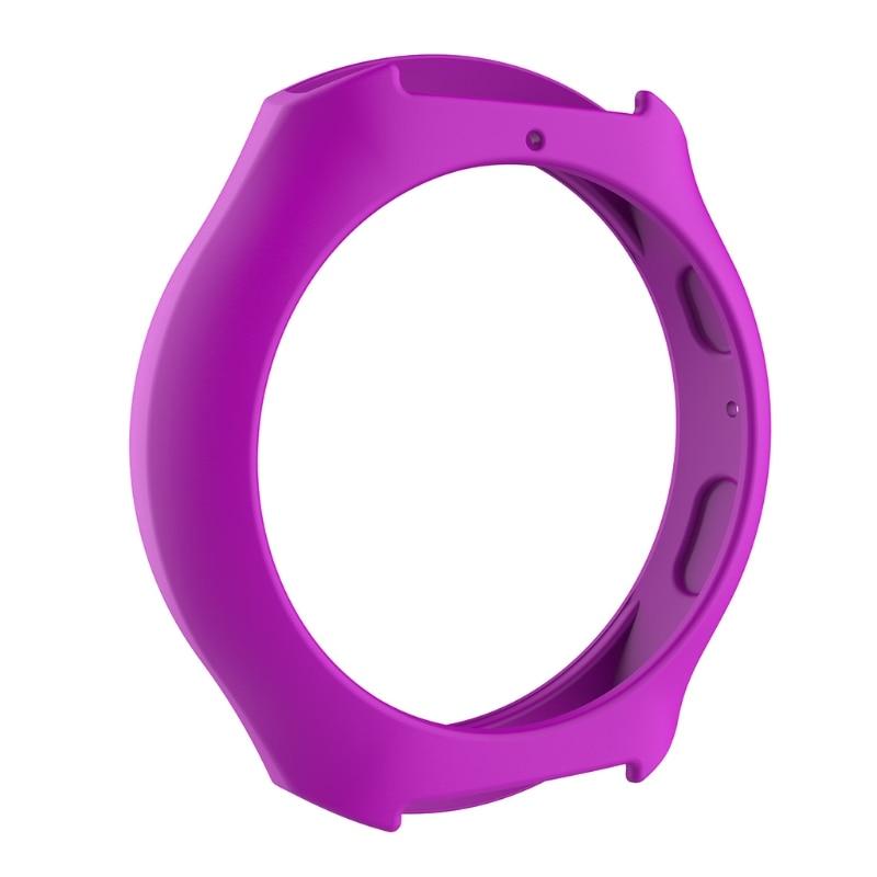 Мягкий силиконовый защитный чехол для SamsungGalaxy gear S2 SM-R720 и SM-R730 - Цвет: PL