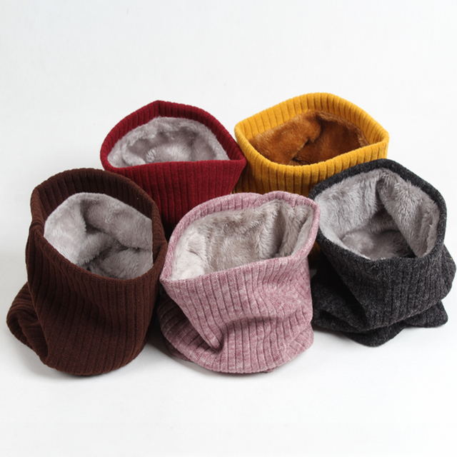 Girls Wool Scarf for Winter 6