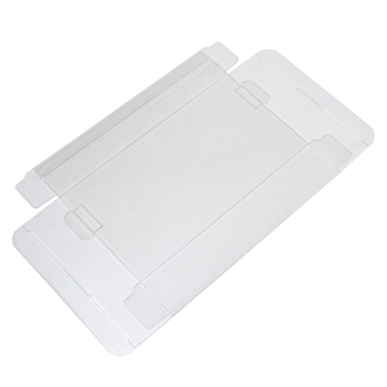 100pcs Protector for N-6-4 Game Card Cartridge Housing Shell Case Cove Plastic Pet Case Boxes