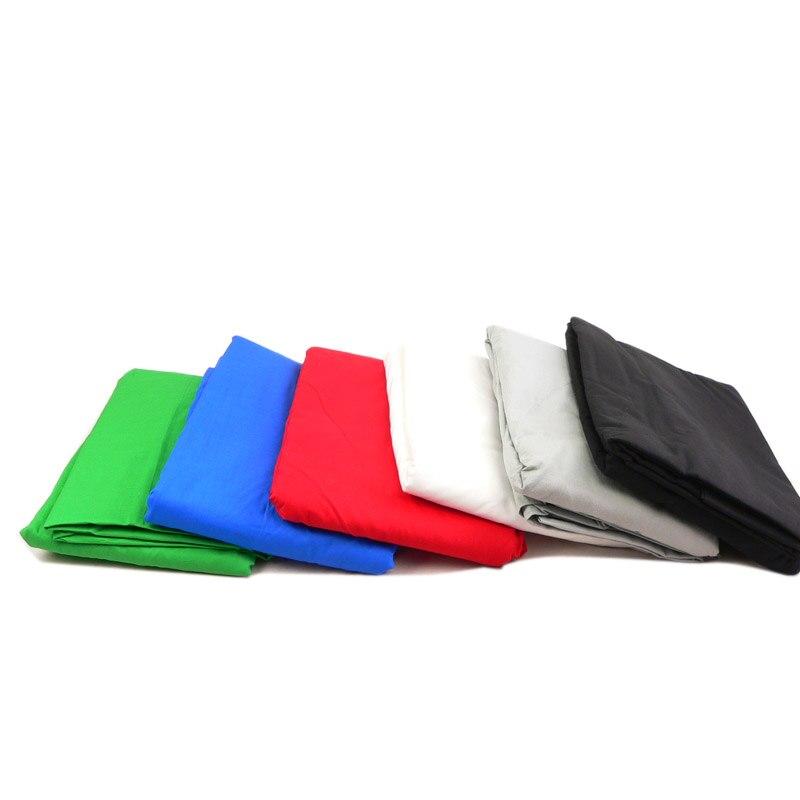 Fotografie hintergrund von baumwolle Hintergrund Fotografie 5*3 m klapp senden schwarz und weiß rot und blau hintergrund tuch CD50