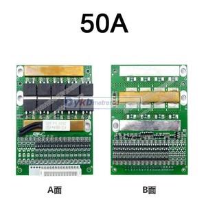 Image 5 - DYKB 6S  13S 35A 50A 80A 균형 BMS LiFePO4 리튬 이온 리튬 배터리 보호 24V 36V 48V 7S 8S 10S 12S 전기 도구 ups