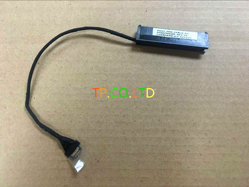 Genuine NEW Original laptop Hard font b Disk b font Drive interface Flex cable for Lenovo