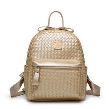 Z58 высокое качество старинные стиль искусственная кожа женщины рюкзаки для опрятный стиль школьные рюкзаки новые Mochila