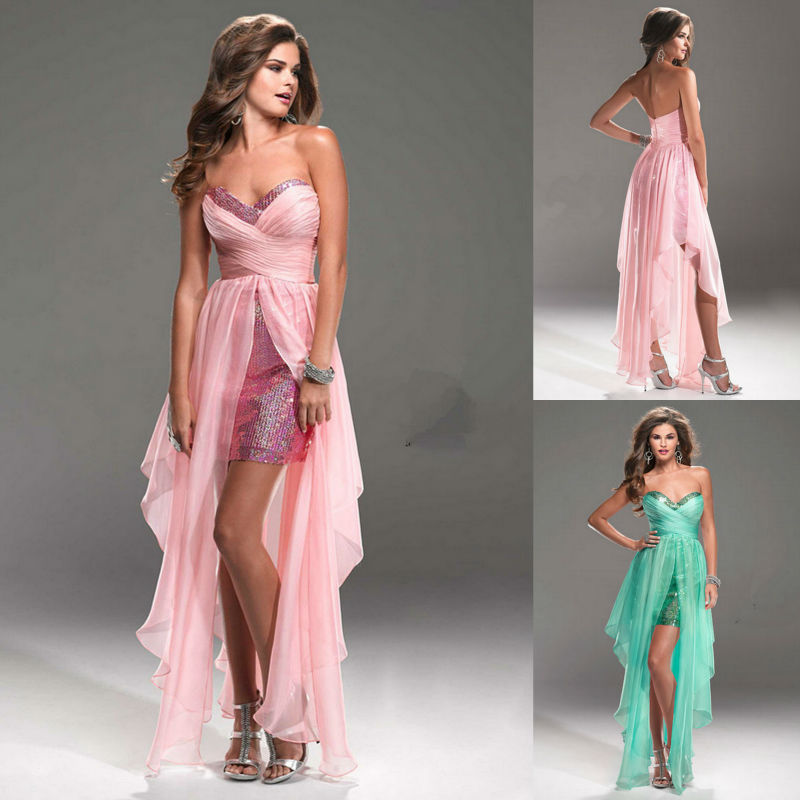Popular Short Prom Dresses for Young Girls-Buy Cheap Short Prom ...