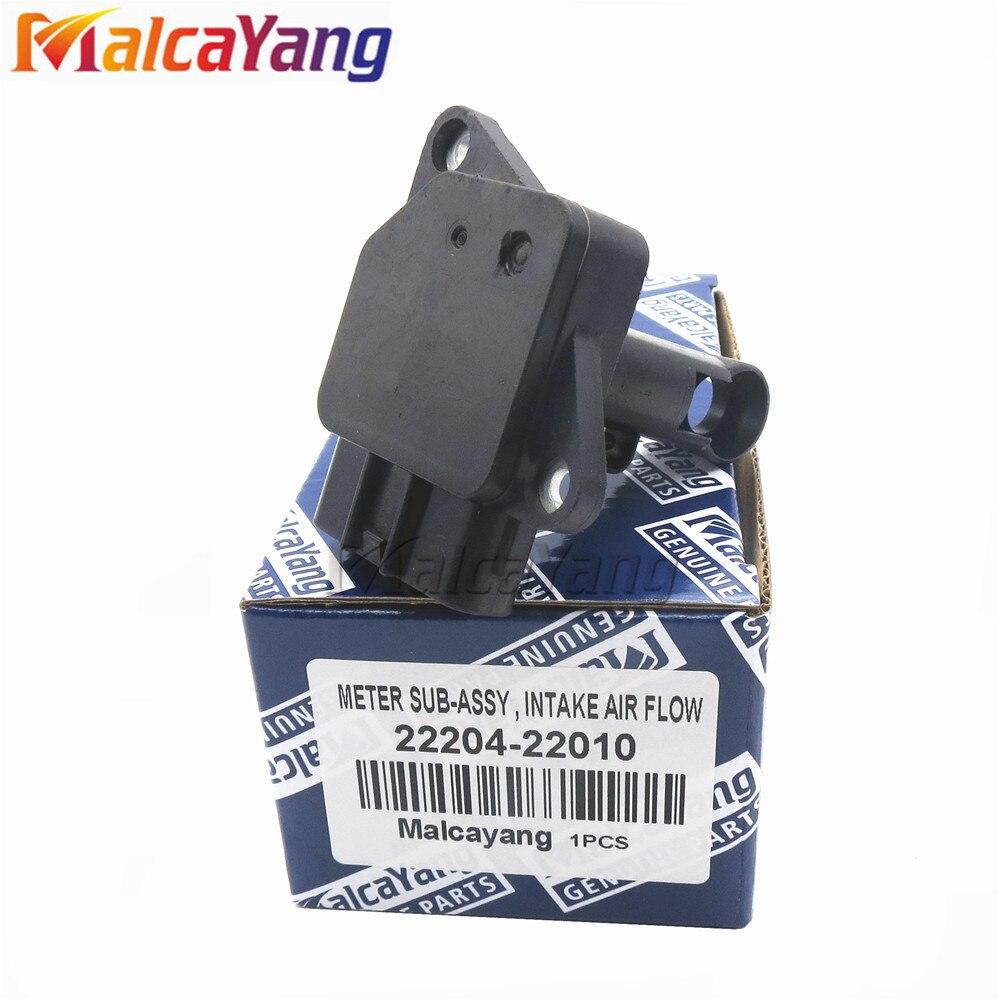 2 7 Chrysler Maf Sensor Wiring Electrical Diagrams Mass Air Flow Diagram 22204 22010 Meter For Mazda 3 5 6 Cx Rx Headlight Switch