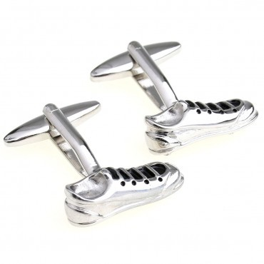 Football Shoes Cufflink 15 Pairs Free Shipping