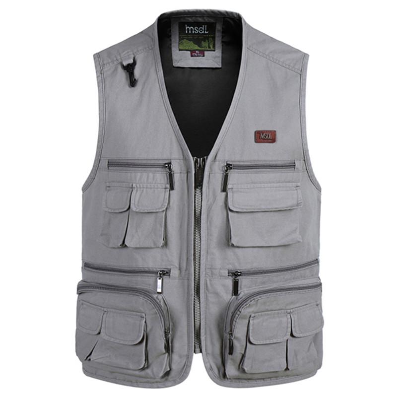 aeProduct.getSubject()  Mens Multi Bag Pockets Out of doors Fishing Vest Strong Shade Photographic Waistcoats for Out of doors Sport Lover HTB1c4l5agsSMeJjSspdxh4Z4pXaq