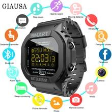 Bluetooth Smart watch men Sport pedometer Waterproof Call Reminder clock digital SmartWatch For ios Android Phone mi band 4 недорого
