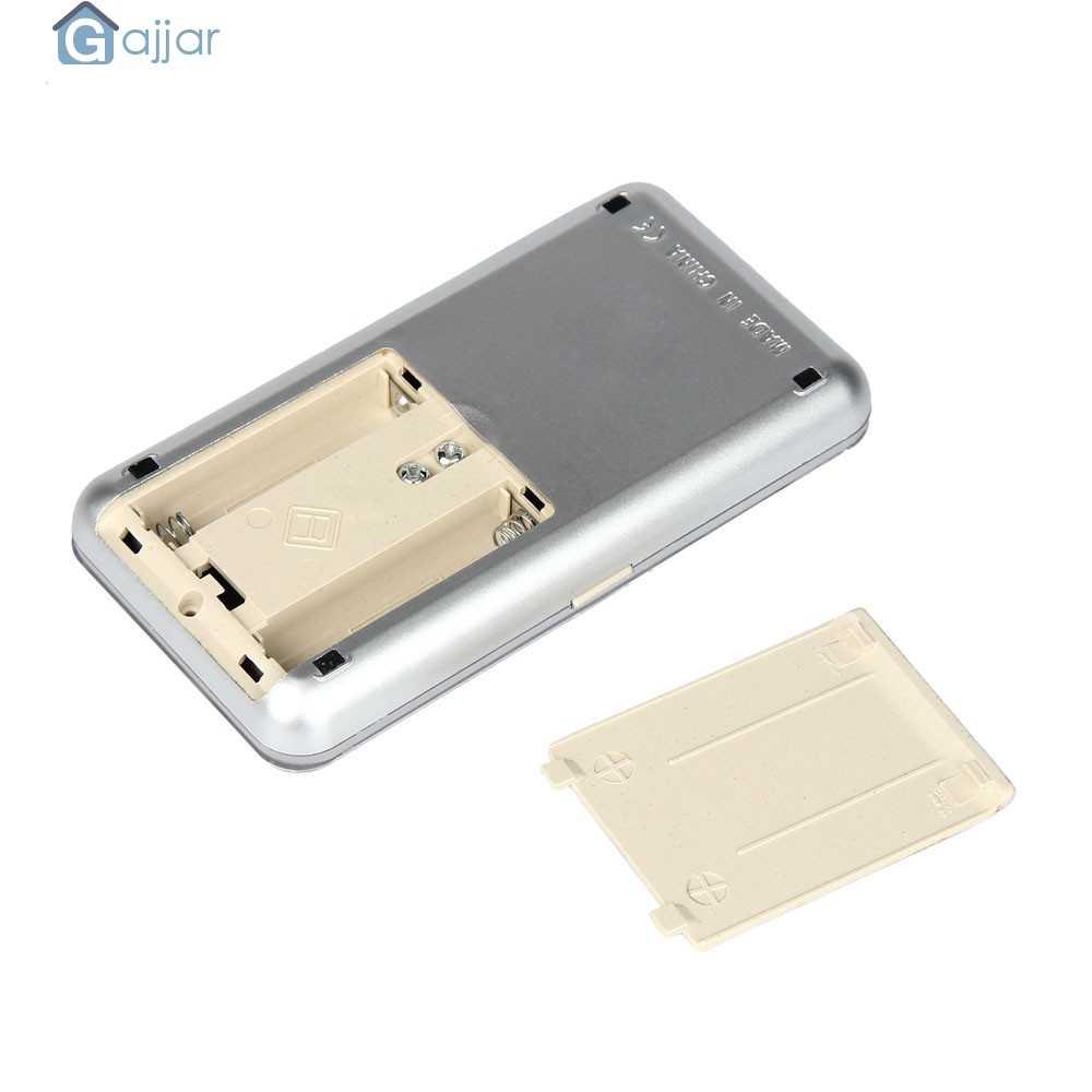 Nhà Lưu Trữ Đa năng 500g x 0.1g Cân Trang Sức Vàng Thảo Mộc Cân Bằng Trọng Lượng Gram LCD Dao Kéo dropshipingAug6