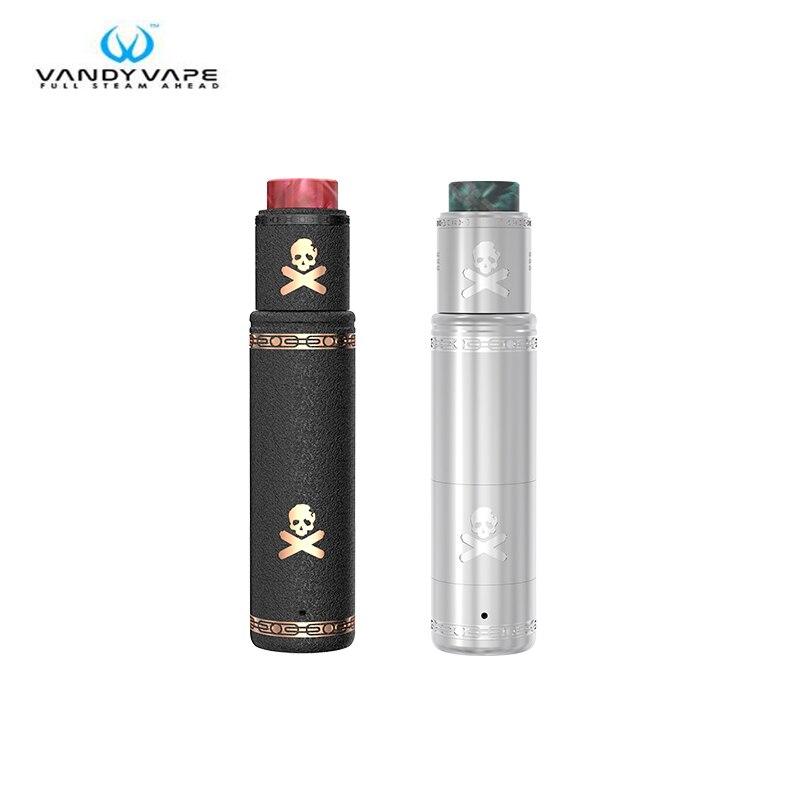 pre-sale Original Vandy Vape Bonza Kit Bonza Mesh MOD with Bonza V1.5 RDA fit Electronic Cigarette BOX Vape сноуборд bonza geisha