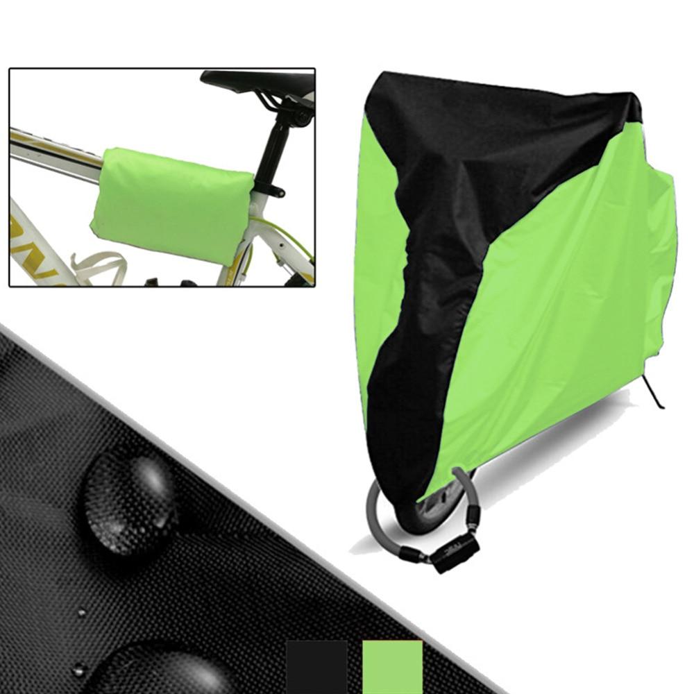New <font><b>Bike</b></font> Cover 190T Outdoor Waterproof Bicycle Cover for Mountain <font><b>Bike</b></font> Road <font><b>Bike</b></font> M/L Size