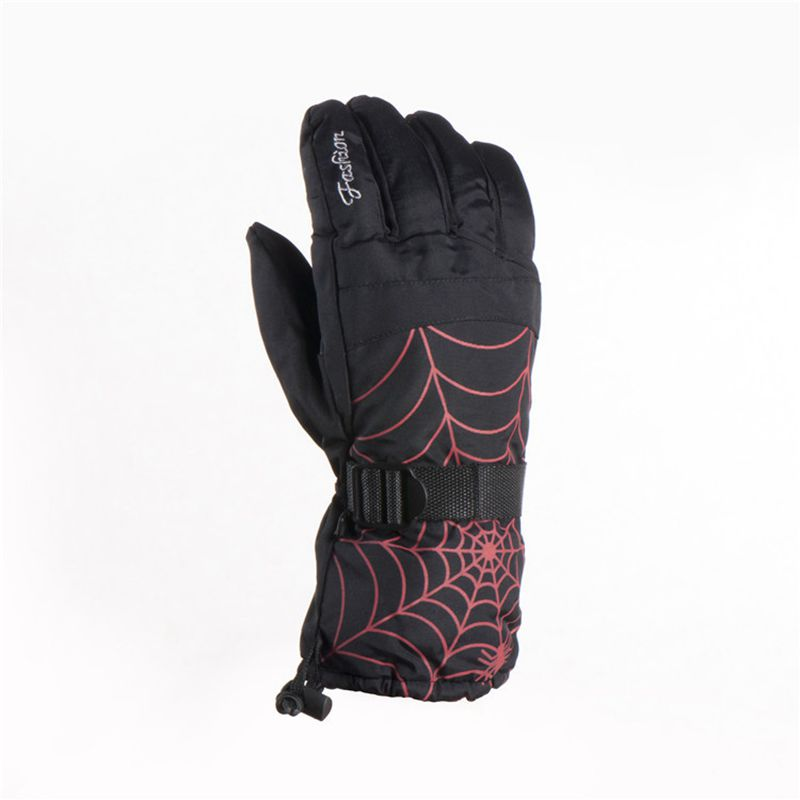 Professional Men Ski Gloves Waterproof Warm Winter Snowboard Snowmobile Motorcycle Ridin ...