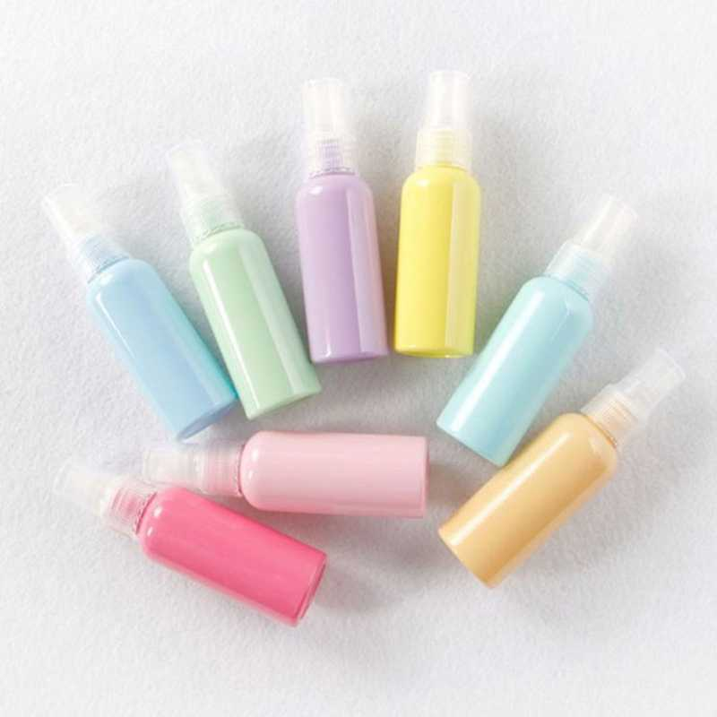 cdb914e2d44a Silicone Refillable Portable Mini Empty Cosmetic Container Perfume Traveler  Packing Bottle Press Bottle For Lotion Shampoo Bath