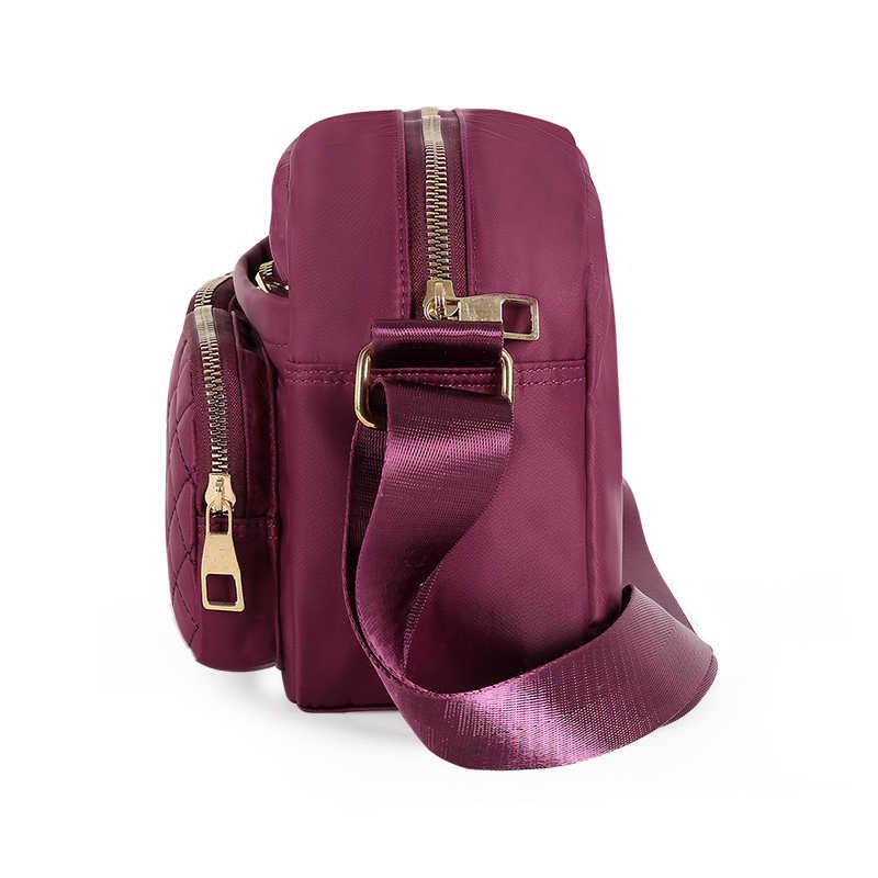 2019 Baru Kapasitas Besar Fashion Mewah Handbags Tas Desainer Tas Messenger Multi-Saku Wanita Tas Tangan