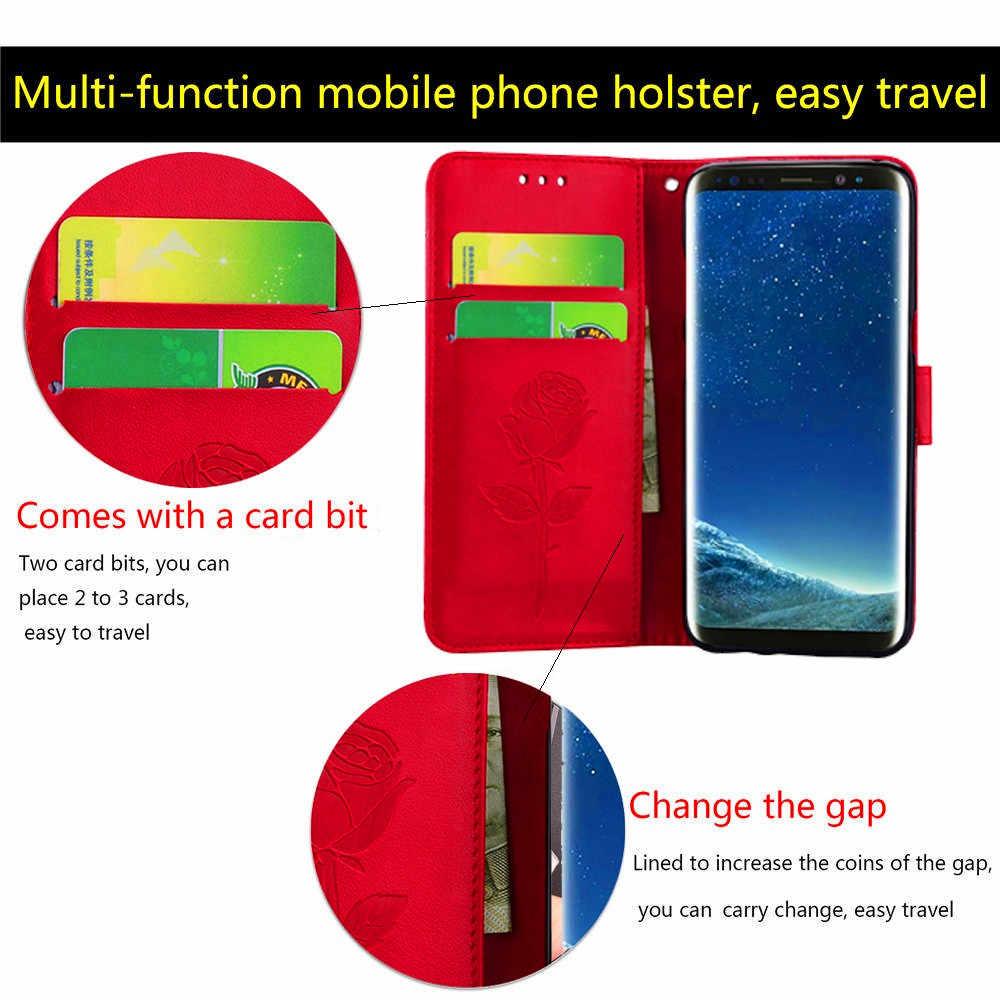 Чехол из ПУ кожи с Откидывающейся Крышкой с бумажником для Coque samsung Galaxy A3 A5 J1 J3 J5 J7 2016 2017 S3 S4 S5 S6 S7 край S8 S9 Plus чехлы для телефонов