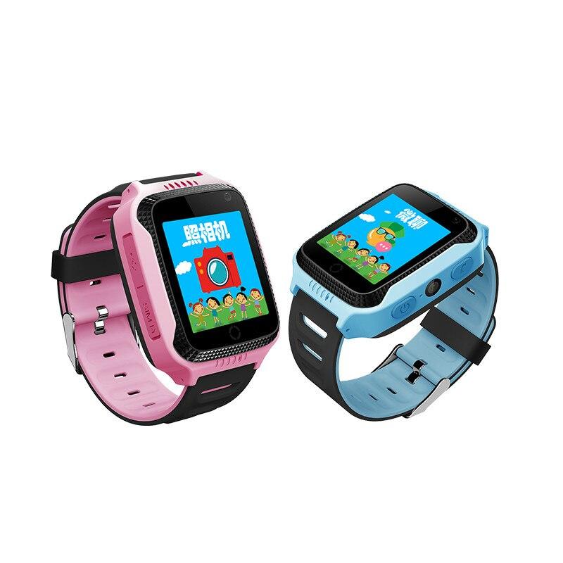 Q528 GPS montre intelligente bébé montre avec caméra pour Apple Android téléphone intelligent enfants montre piste enfants intelligent électronique pk q90 q50