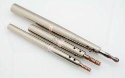 SCGO do 12mm średnica trzpienia frezy z węglików spiekanych SLD12 * C25 * 250L boczny zamek frez uchwyt przedłużający w Frez od Narzędzia na