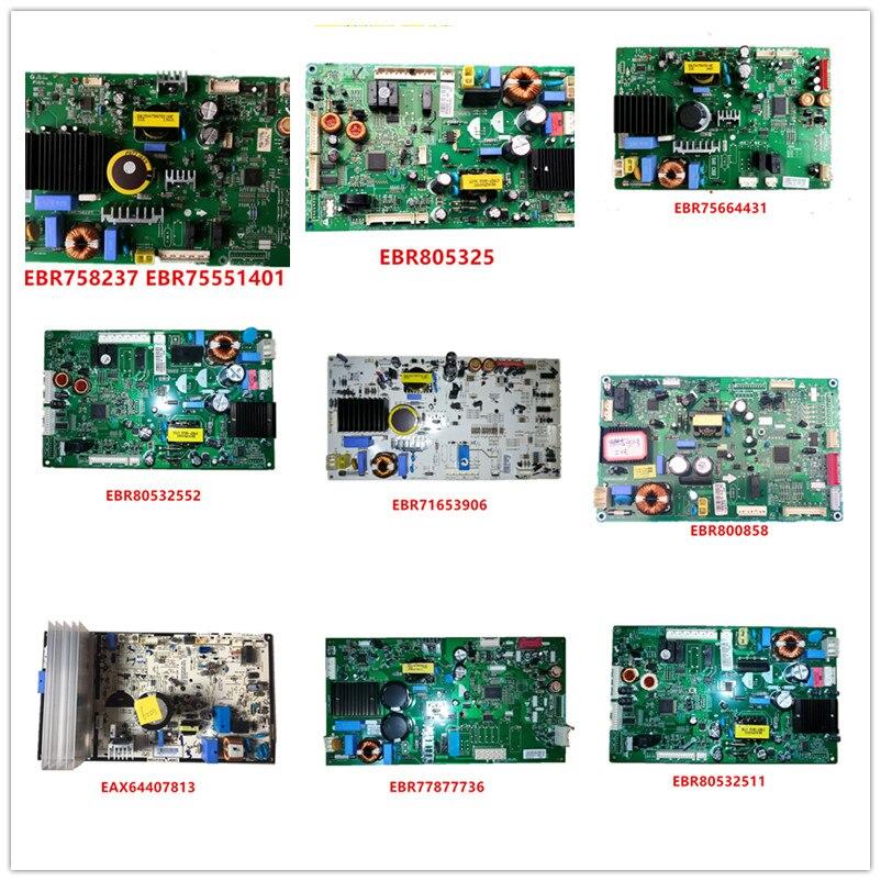 EBR758237/EBR805325/EBR75664431/EBR80532552/EBR71653906/EBR800858/EAX64407813/EBR77877736/EBR80532511 Used Good Work