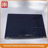 CTMOGOVE A1708 LCD Bildschirm A1706 Volle LCD Montage für Macbook Retina 13 A1706 A1708 Display Silber Raum Grau 2016 2017 jahr