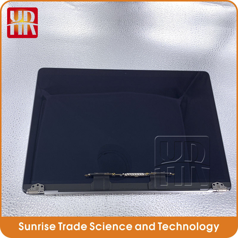 CTMOGOVE Silver Space Gray A1706 A1708 LCD Screen Display Assembly for Macbook Retina 13 A1706 A1708 Full LCD 2016 2017 Year