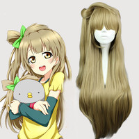 Anime LoveLive Minami Kotori Cosplay Hair Adult Women Hair Halloween Anime Hair Christmas Halloween Party Headwear Accessories