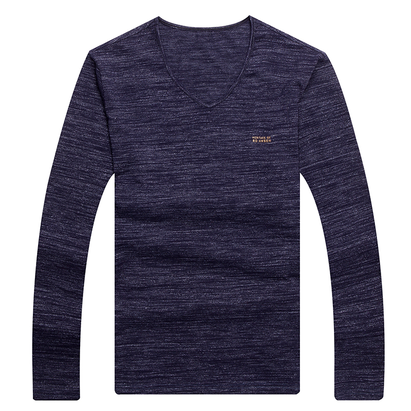 Exellent Quality and fit Mens V neck knitted Plain pullover  sweater 1734