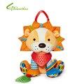 Brinquedos do bebê Chocalhos & Mobiles Infantil Brinquedos Educativos Bebe Meninos Meninas Stuffed Plush Animais Berço Cama Windbell Transporte Da Gota Livre