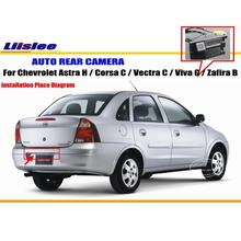Car Rear View Camera / HD Back Up Reverse Camera / For Chevrolet Astra H / Corsa C / Vectra C / Viva G / Zafira B / License Lamp lyudmila wireless camera for chevrolet astra h corsa c vectra c viva g zafira b car rear view camera hd reverse camera