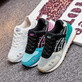 Fashion Women Jogging Shoes Outdoor Breathable Casual Shoes hot selling 2016 flat Shoes female walking casual shoes