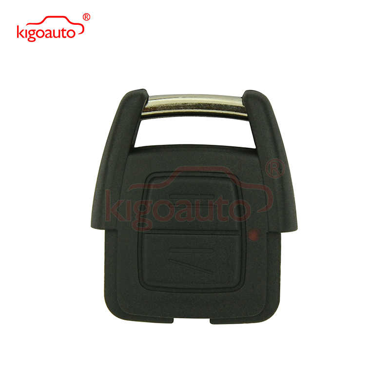 93176615 télécommande porte-clés 2 boutons 433Mhz pour Opel Vauxhall Holden Astra G Zafira A 2000 2001 2002 2003 2004 kigoauto