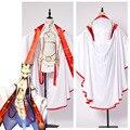 Destino de la Gran Orden Illya Irisviel Cosplay Traje Traje Vestido de Traje Vestido de Cielo De Las Mujeres