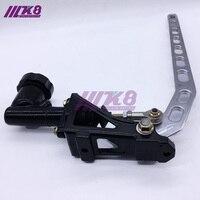 Adjustable E Brake Hand brake Hydraulic Drift Racing Handbrake Vertical Horizontal Silver Black K8 11010