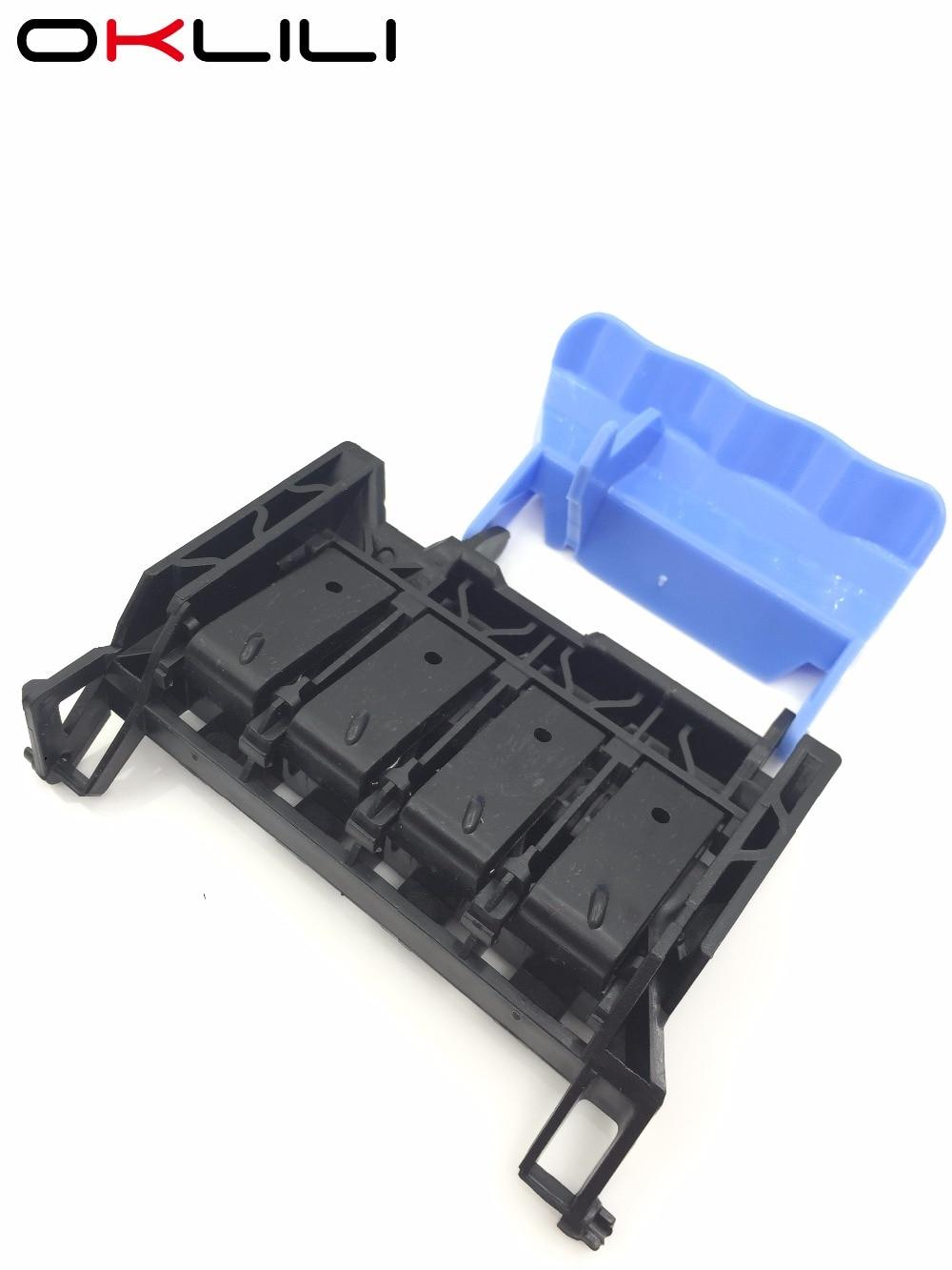 10x c7769 69376 tampa do carro cabeca de impressao conjunto do carro para hp 820mfp 750c