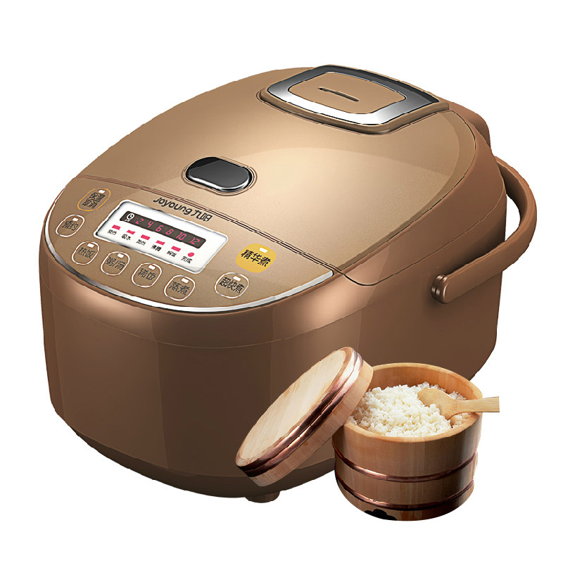 JYF-40FE65 intelligent reservation 4L Rice cooker 3-6 people Genuine цена и фото
