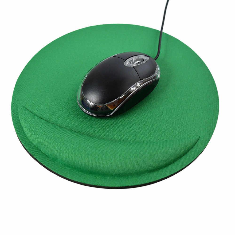 ゲル手首レストサポートゲームマウスマウスマットパッド用コンピュータpcラップトップアンチスリップ